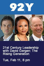 21st Century Leadership with David Gergen: The Rising Generation