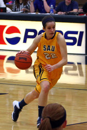 WBB - Taylor at SAU