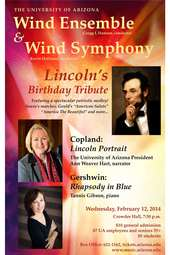 Lincoln's Birthday Concert