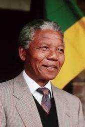 Praise Song for Mandela
