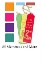 #5 Memorabilia, Journaling, etc.