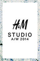 Behind The Scenes | H&M Studio A/W 14