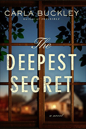 Carla Buckley signs THE DEEPEST SECRET