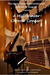 A Mid Winter Choral Concert - TAISM Middle School