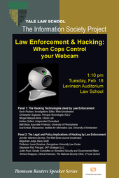 Law Enforcement and Hacking