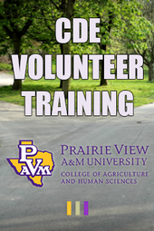 CDE Volunteer Training 2
