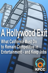 A Hollywood Exit: California Entertainment Jobs