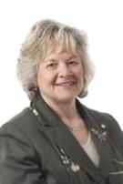 Marilyn McLaren, retiring CEO of MPI at News Café