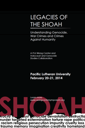 Legacies of the Shoah