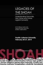 Legacies of the Shoah