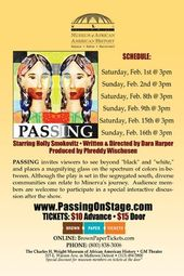 American Hues: The Passing Workshop