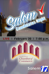 Salem Candidates Night