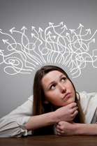 Troubles obsessionnels-compulsifs: souffrance réelle ou fictive?