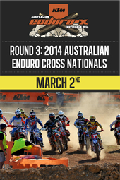 2014 Australian Enduro-X Nationals - Round 3