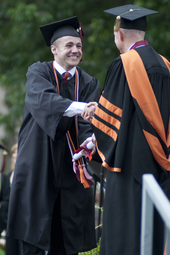 Maryville College Graduation