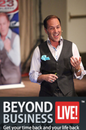 Beyond Business LIVE! with Casey Eberhart