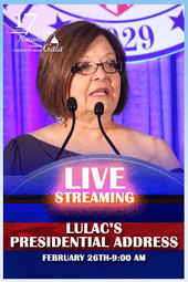 LULAC's Presidential Address & Health Policy Brefing