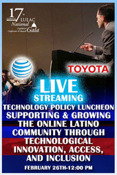 Technology Policy Luncheon