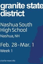 NE FIRST - Granite State District Event