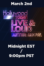 Hollywood Today Live & Loud After Show, Live from Salute to the Stars