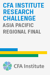 CFA Institute Research Challenge Asia Pacific Regional Final