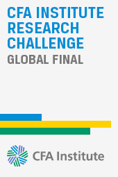 CFA Institute Research Challenge Global Final
