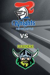 Knights vs Raiders