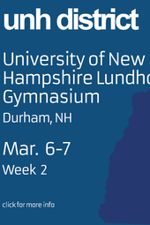 NE FIRST - UNH District Event