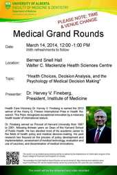 Medical Grand Rounds