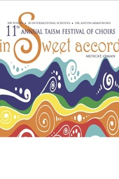 In Sweet Accord - 11th Annual Festival of Choirs