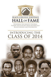 Black College Football Hall of Fame 2014