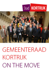 Gemeenteraad on the move