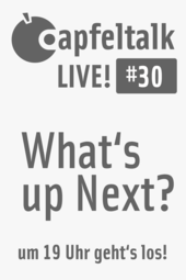 Apfeltalk LIVE! #30 - What's Up Next? Der Markt der Messenger-Apps!
