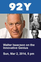Walter Isaacson on the Innovative Genius
