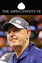 Aspen-Tisch: A Conversation with New York Football Giants Head Coach Tom Coughlin