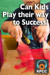 Can kids play their way to success?
