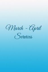 TBC Services - March-April 2014
