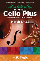3.23.2014 Cello Plus | Chamber Music Favorites