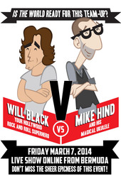 Will Black VS Mike Hind - Round V