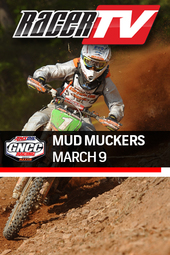 GNCCLive - Rd 1 Mud Mucker Bike