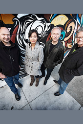 Q2 Music presents The Kronos Quartet