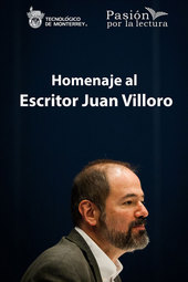 Homenaje a Juan Villoro