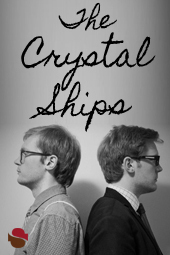 The Crystal Ships live at Streaming Cafe