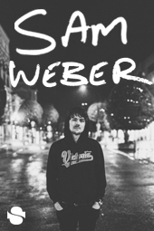 Sam Weber live at Streaming Cafe