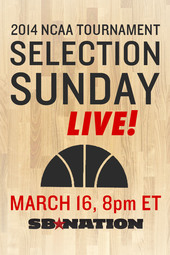 2014 NCAA Tournament Selection Sunday Live