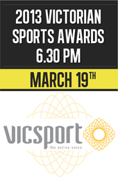 The 2013 Victorian Sports Awards