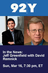 In the News: Jeff Greenfield with David Remnick