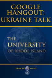 Google Hangout: Ukraine Talk