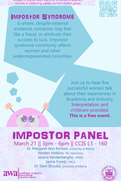 Impostor Panel: Celebrating Success and Confronting Impostor Syndrome