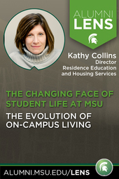 The Evolution of On-Campus Living